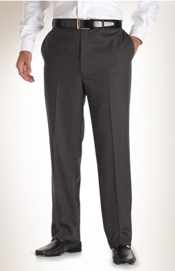 Lauren by Ralph Lauren Comfort Fit Plain Front Dress Slacks!